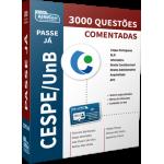 Passe Já - CESPE/UnB 3000 Questões Comentadas