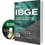 Apostila IBGE 2016 - Comum aos Cargos de Analista Censitário