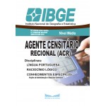 IBGE- Agente Censitário Regional ( ACR)
