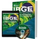 Apostila IBGE 2015 - Técnico em Informações Geográficas e Estatística
