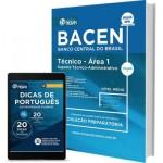 Apostila BACEN 2016 - Técnico Suporte Administrativo
