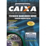 Caixa Técnico Bancário Novo - Carreira Administrativa 2014