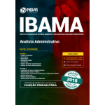 Apostila IBAMA 2018 - Analista Administrativo