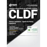 Apostila Câmara Legislativa DF (CLDF) 2018 - Técnico Legislativo - Agente de Polícia Legislativa