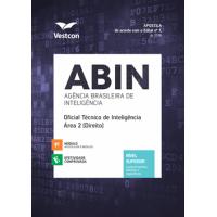 Apostila ABIN - Oficial Técnico de Inteligência - Área 2 (Direito)