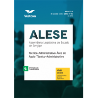 ALESE - Técnico Administrativo - Área de Apoio Técnico-Administrativo
