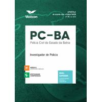 Apostila PC - BA - Investigador de Polícia