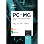 Apostila PC-MG 2018 - Delegado de Polícia Substituto