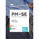 Apostila PM-SE - Oficial PM (Combatente) 2018
