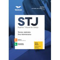 Apostila STJ - Técnico Judiciário - Área Administrativa