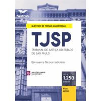 Apostila TJ-SP 2018 - Questões Gabaritadas para Escrevente