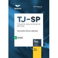 Apostila TJ-SP 2018- Escrevente Técnico Judiciário