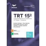 Apostila TRT 15 - Analista Judiciário - Área Judiciária 2018