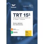 Apostila TRT 15 - Técnico Judiciário - Área Administrativa 2018