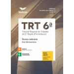 Apostila TRT 6 2018 - Técnico Judiciário - Área Administrativa