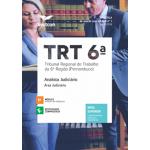 Apostila TRT 6 2018 - Analista Judiciário - Área Judiciária