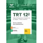 Apostila TRT-SC 2017 - Técnico Judiciário - Área Administrativa