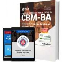 CBM-BA 2017 - Soldado do Corpo de Bombeiros Militar da Bahia