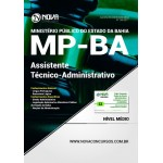 Apostila MP - BA 2017 - Assistente Técnico Administrativo