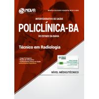 Apostila POLICLÍNICA-BA 2018 - Técnico em Radiologia
