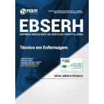 Apostila EBSERH 2018 - Técnico em Enfermagem