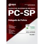 Apostila PC-SP 2018 - Delegado de Polícia