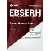 Apostila EBSERH 2018 - Comum a todas as Áreas