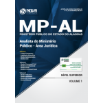 Apostila MP - AL 2018 - Analista do Ministério Público - Área Jurídica