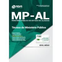 Apostila MP - AL 2018 - Técnico do Ministério Público