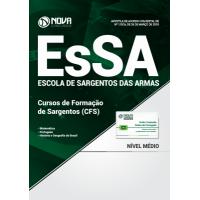 Apostila EsSA 2018 - Curso de Formação de Sargentos (CFS)