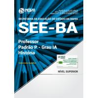 Apostila SEE-BA 2017 - Professor Padrão P – Grau IA - História
