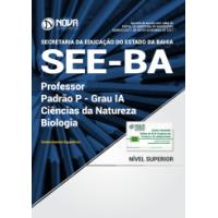 Apostila SEE-BA 2017 - Professor Padrão P - Grau IA - Ciências da Natureza: Biologia