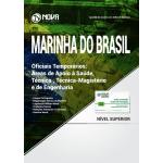 Apostila Marinha do Brasil 2017 - Áreas de Apoio à Saúde, Técnica, Técnica-Magistério e Engenharia
