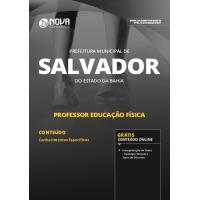 Apostila Prefeitura de Salvador - BA 2019 - Professor Educação Física