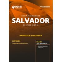 Apostila Prefeitura de Salvador - BA 2019 - Geografia