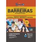 Apostila Prefeitura de Barreiras - BA - 2019 - Comum aos Cargos de Auxiliar de Serviços Gerais