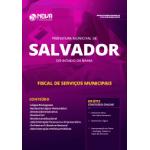 Apostila Prefeitura de Salvador - BA 2019 - Fiscal de Serviços Municipais