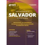 Apostila Prefeitura de Salvador - BA 2019 - Profissional de Atendimento Integrado: Assistente Social
