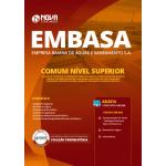 Apostila EMBASA 2019 - Comum aos Cargos de Nível Superior