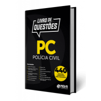 Livro de Questões PC - Polícia Civil 2019