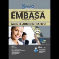 Apostila EMBASA-BA - 2019 - Agente Administrativo