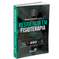 Preparatório para Residência em Fisioterapia - 490 Questões Comentadas
