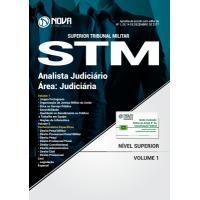 Apostila STM 2018 - Analista Judiciário - Área Judiciária