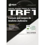Apostila TRF 1ª Região 2017 - Comum aos Cargos de Analista Judiciário