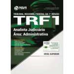 Apostila TRF 1ª Região 2017 - Analista Judiciário - Área: Administrativa
